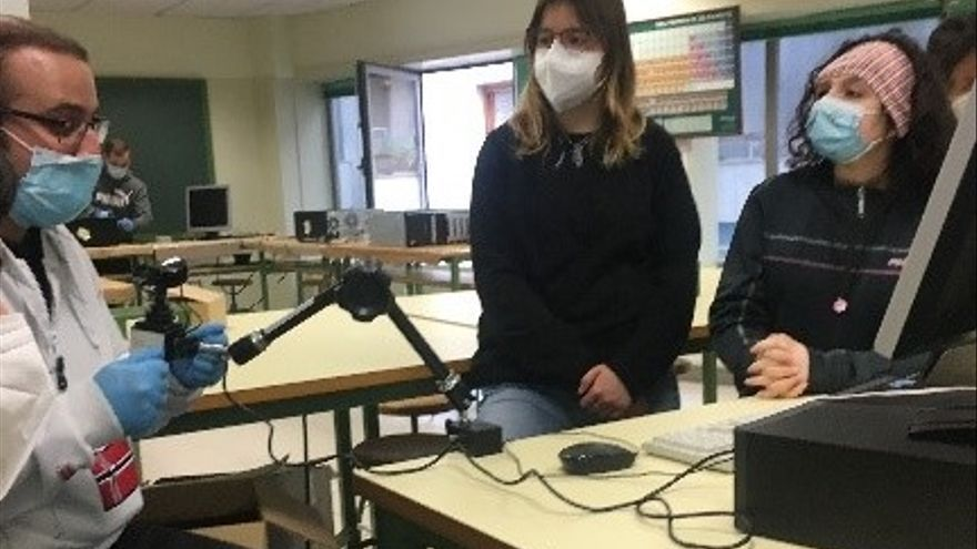 """La pandemia como """"excusa transversal"""": estudiante de curso de Garantía Juvenil, sin posibilidad de prácticas"""