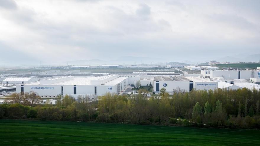 El Gobierno declara como inversión de interés foral el proyecto de Volkswagen Navarra de fabricación del nuevo modelo