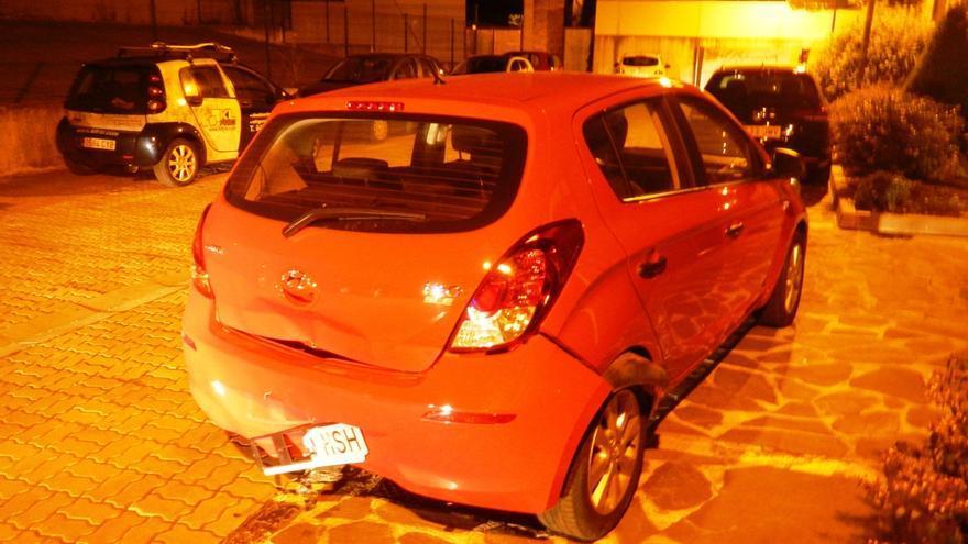 Imputados tres conductores por conducir bajo la influencia del alcohol en Villafranca, Lizoáin y Mutilva