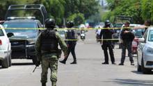 Asesinan a cuatro policías en 24 horas en el estado mexicano de Guanajuato