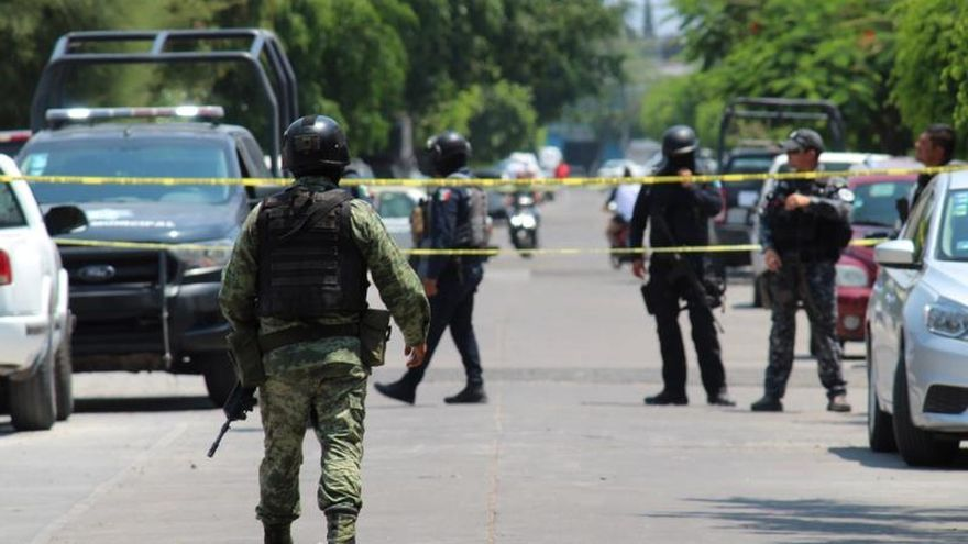 Four policemen murdered within 24 hours in the Mexican state of Guanajuato