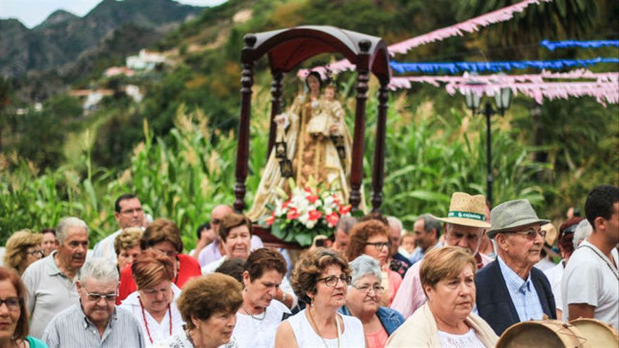 Fiestas de La Gomera