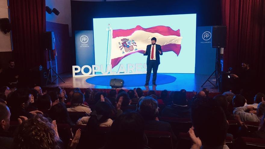 El PP de Murcia movilizará 20 autobuses gratuitos con 1.300 personas para acudir a la manifestación en Madrid