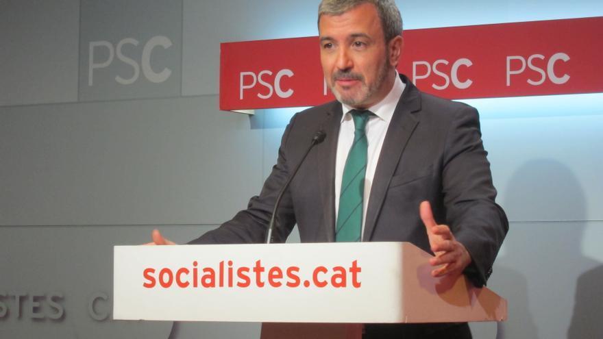 """El PSC asegura que apostará por un """"no a la secesión y no avalará """"la independencia por entregas"""""""