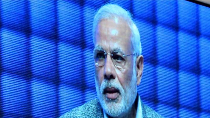 La oposición india dice que el Gobierno de Modi publicita muy bien su gestión