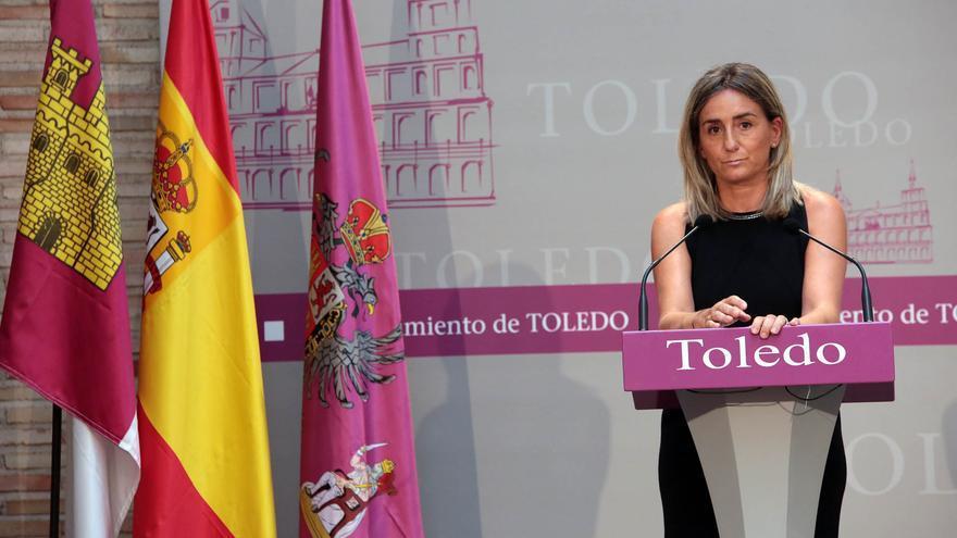 La alcaldesa de Toledo, Milagros Tolón / Ayuntamiento
