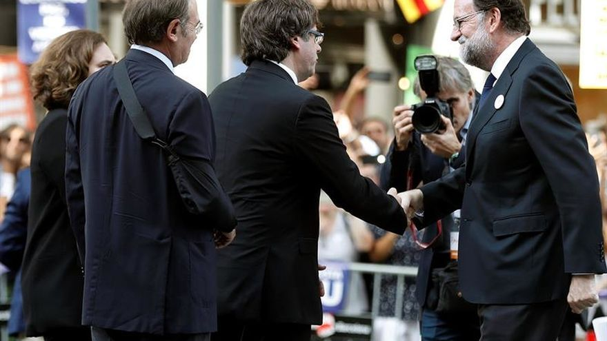 The Economist pide a Rajoy negociar con Cataluña y a Puigdemont cancelar el 1-0