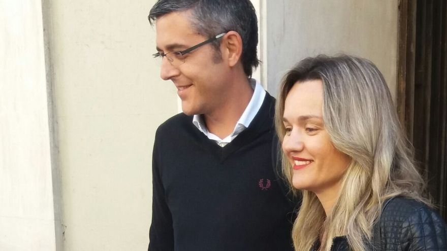 """Díaz formaliza su precandidatura con un proyecto """"integrador"""" y de """"reencuentro"""" con las siglas y la ideología del PSOE"""