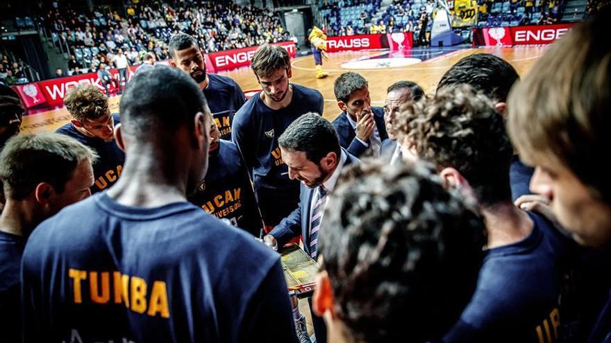 Segunda derrota consecutiva de UCAM Murcia CB en Champions