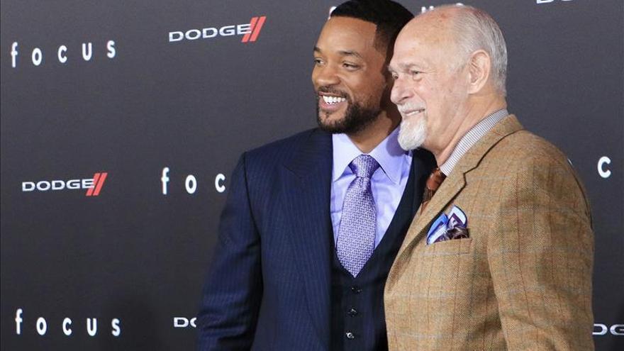 """""""Focus"""", con Will Smith, reta a Grey por la supremacía en la taquilla de EE.UU."""
