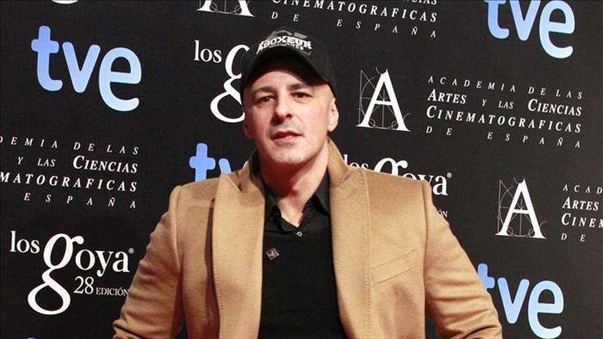 """Roberto Álamo, Goya al mejor actor de reparto por """"La Gran Familia Española"""""""