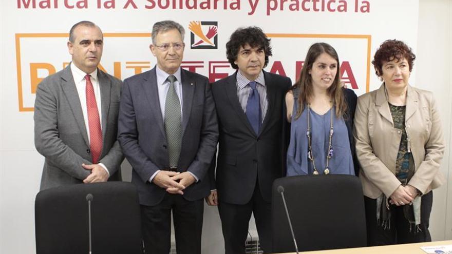 """La """"X Solidaria"""" recaudó 300 millones de euros en 2016 para fines sociales"""