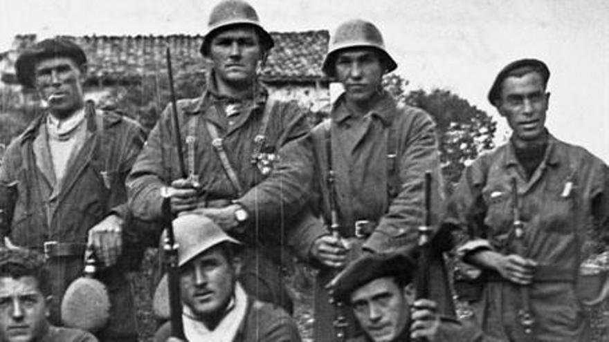 Elosu, 21 de octubre de 1936. Un crimen de guerra de los milicianos vascos