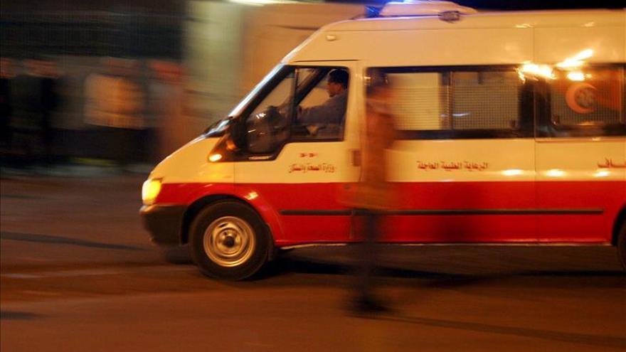 Mueren 25 personas y 123 resultan heridas en un incendio en un hospital saudí
