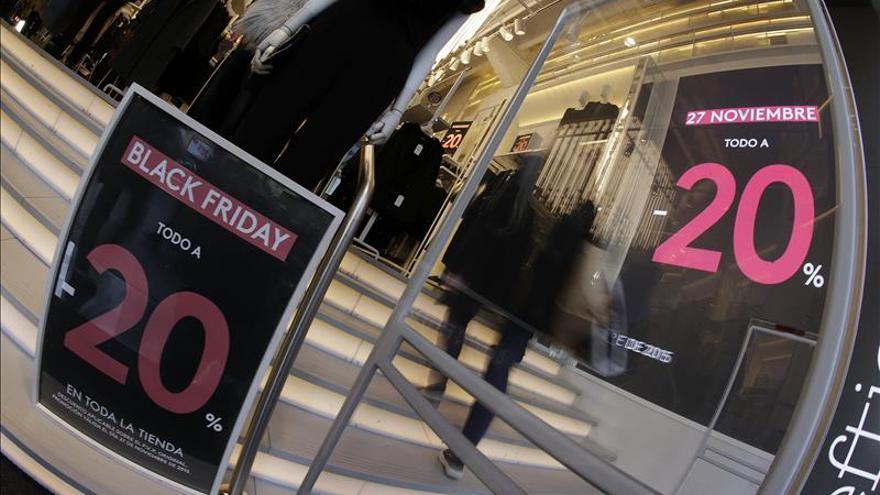 """El """"Black Friday"""" a la española brilla con ofertas de todo tipo y condición"""