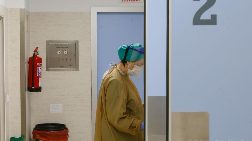 Pruebas de covid-19 en el Hospital Cruz Roja | MADERO CUBERO