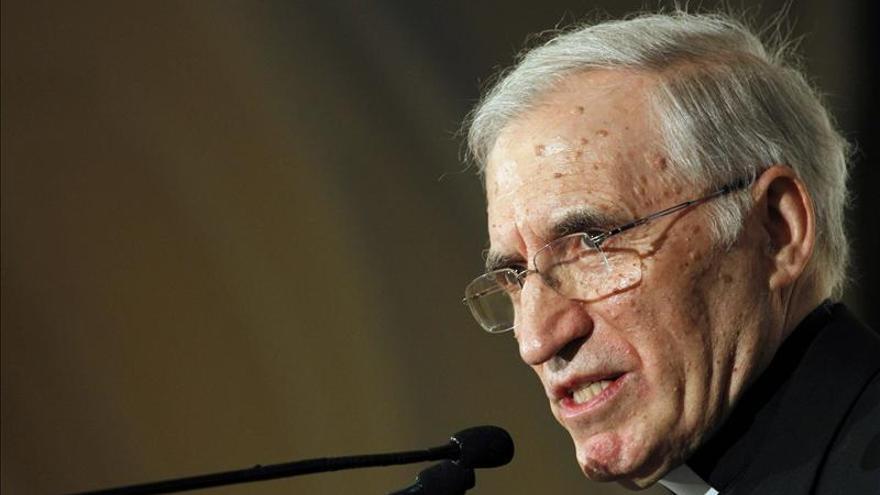 El papa Francisco recibe en audiencia al cardenal Antonio María Rouco