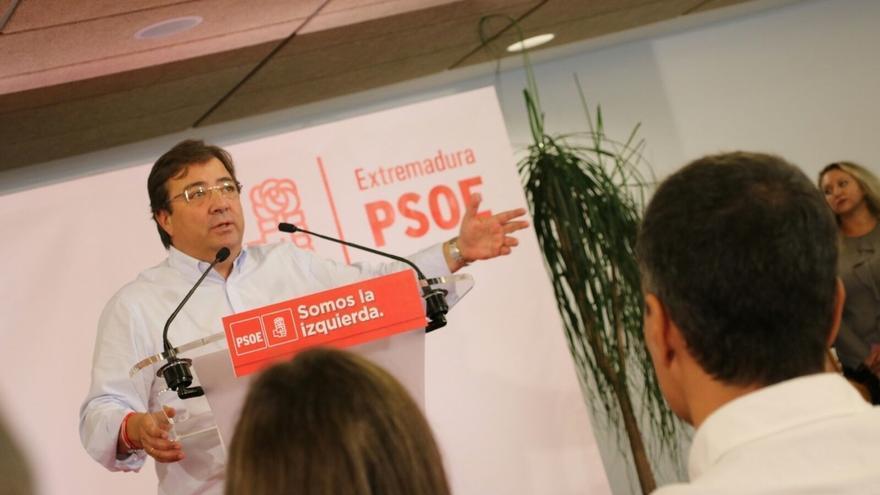 """Vara pide """"hablar desde toda España"""" para alcanzar una solución """"compartida"""" a un modelo territorial """"agotado"""""""