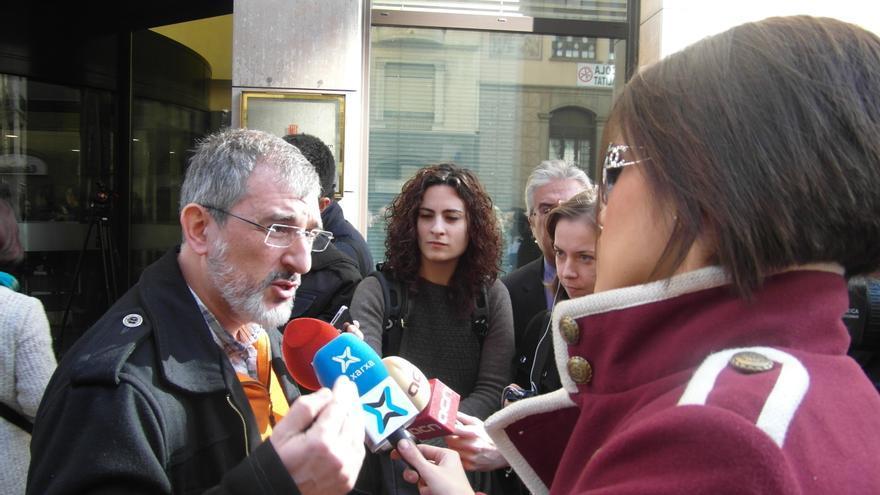Francesc Mateu, presidente de la Federación Catalana de ONG.