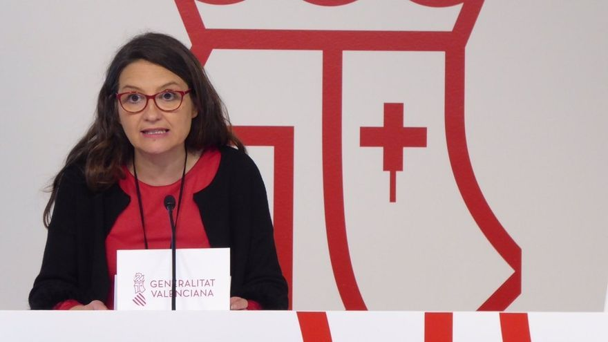 """Oltra apuesta por una candidatura de consenso en la Comunidad de Madrid: """"Se nos perdona todos menos las broncas"""""""