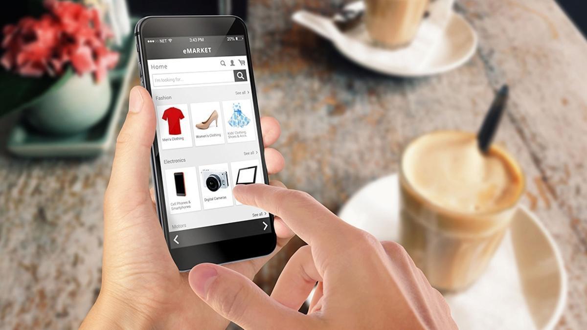 Banco Nación vende celulares en 18 cuotas sin interés.