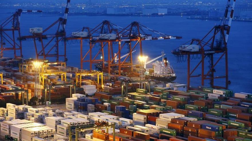 Los pedidos de maquinaria de Japón cayeron un 8,1 % en septiembre