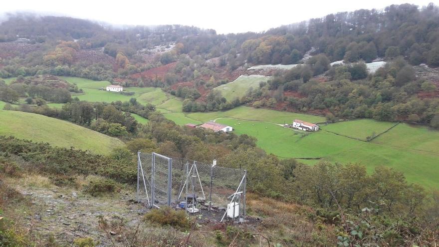 El Gobierno de Navarra implanta un sistema de alarmas para la prevención de inundaciones en Elizondo