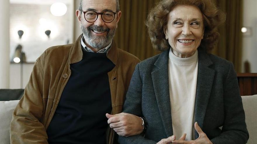 Julia Gutiérrez Caba y Miguel Rellán llevan sus 'Cartas de Amor' a Alcorcón