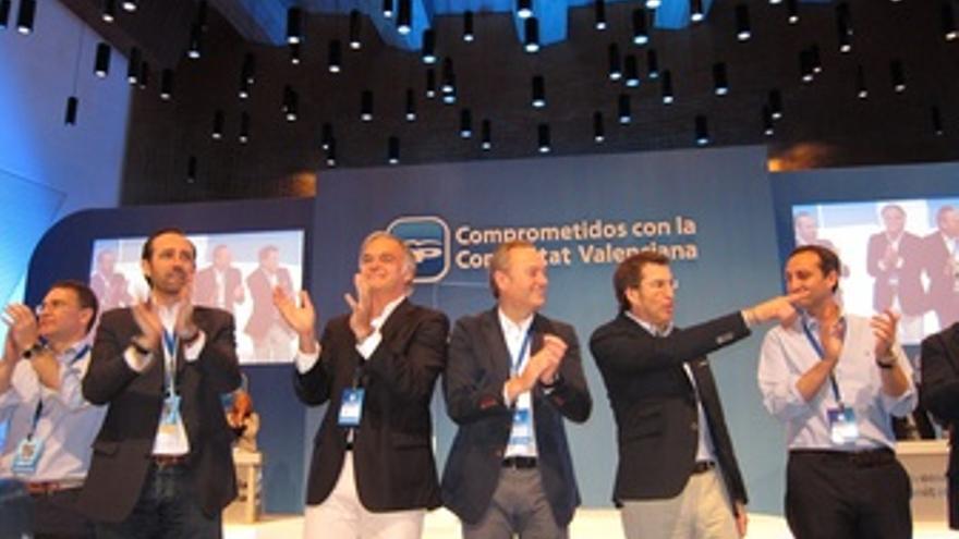 Clausura Del XIII Congreso Del PPCV