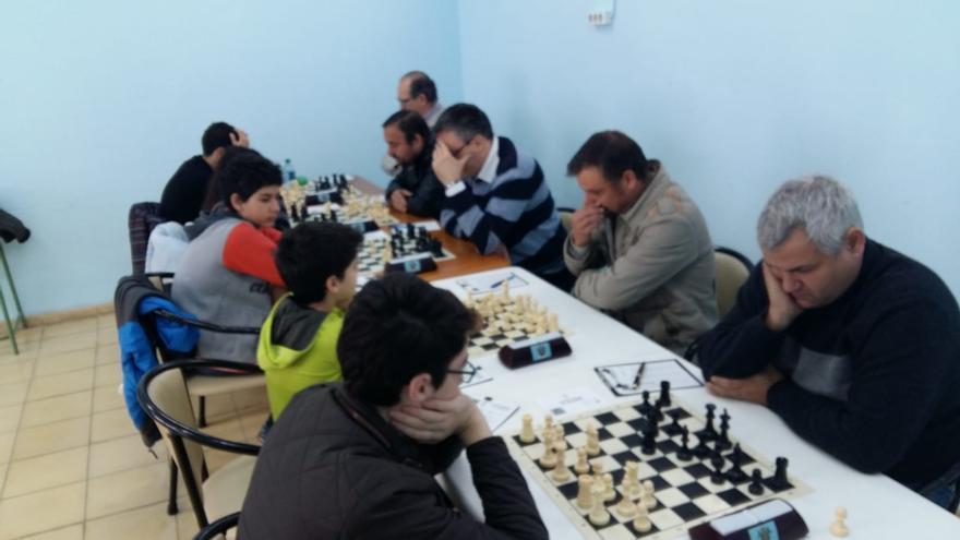 Ajedrez: Derrota ante el CAS Itálica (0,5-4,5)
