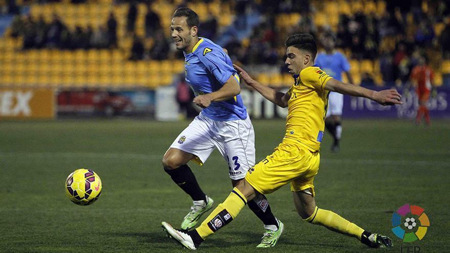 El Alcorcón y la Unión Deportiva Las Palmas empataron sin goles. (Foto: UD Las Palmas/LFP).