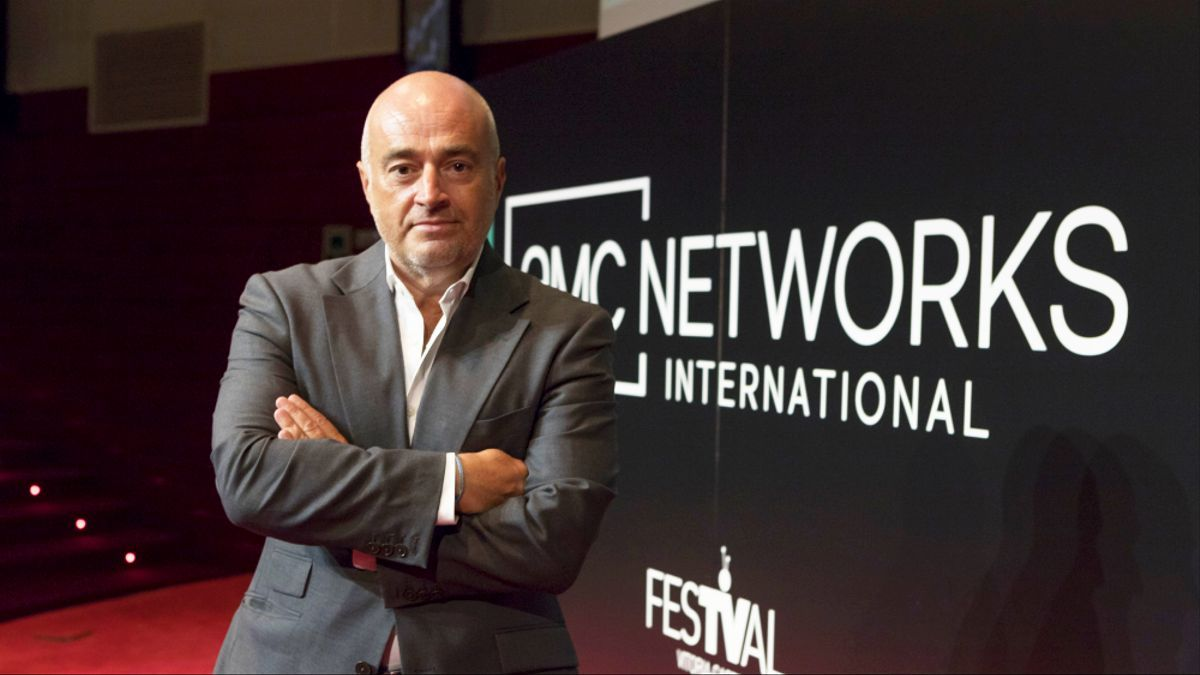 Manuel Balsera, Director de AMC Networks en España y Portugal