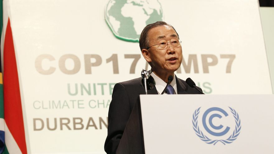 Arranca en Bangkok la reunión de la ONU sobre cambio climático