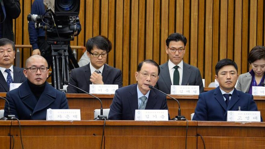 """La """"Rasputina"""" surcoreana no acude a la sesión de investigación parlamentaria"""