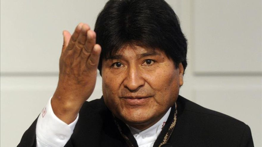 "Morales viaja a Argentina para recibir el ""honoris causa"" por Universidad Salta"