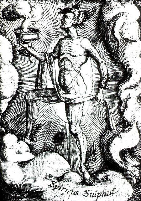 Spiritus Sulfur