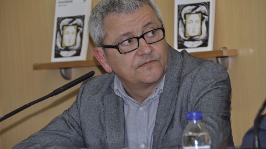 El director de eldiariocv.es, Adolf Beltran
