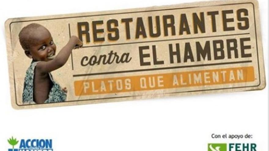 Campaña restaurantes contra el hambre