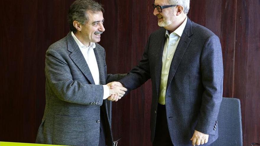El Reina Sofía y el Archivo Lafuente firman un acuerdo para su sede en Santander