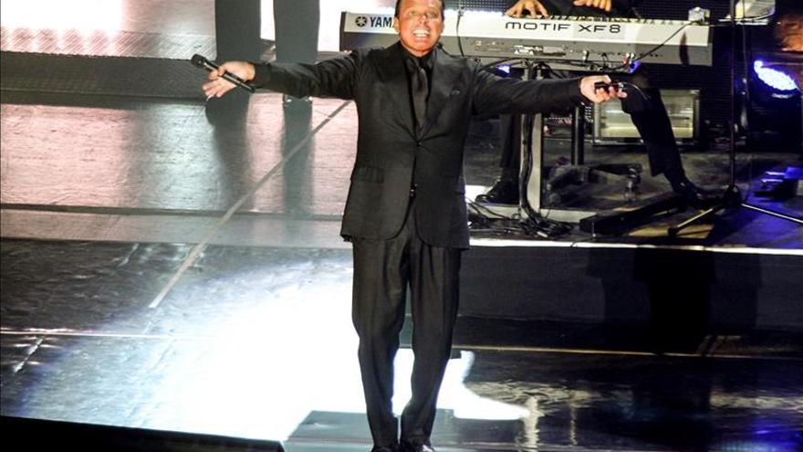 Luis Miguel reaparecerá en marzo en el Auditorio Nacional