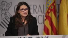Mónica Oltra, vicepresidenta del Consell