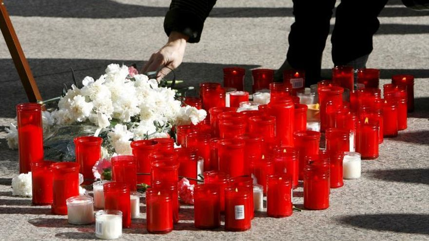 Se ha convocado una concentración en Zaragoza a las 20:00 horas