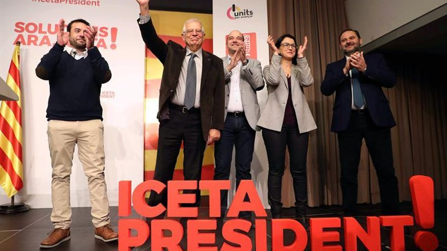 Josep Borrell: no es suficiente con que no haya un gobierno independentista