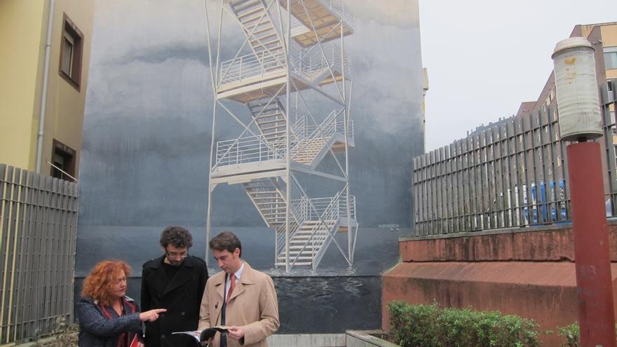El Ayuntamiento de Bilbao edita el primer catálogo de arte público mural internacional de la Villa