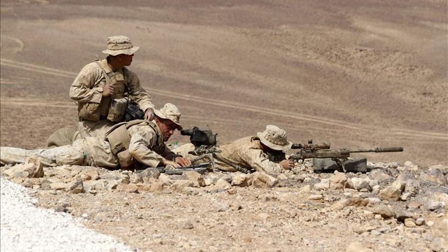 Un policía jordano mata a dos soldados estadounidenses en un campo de entrenamiento