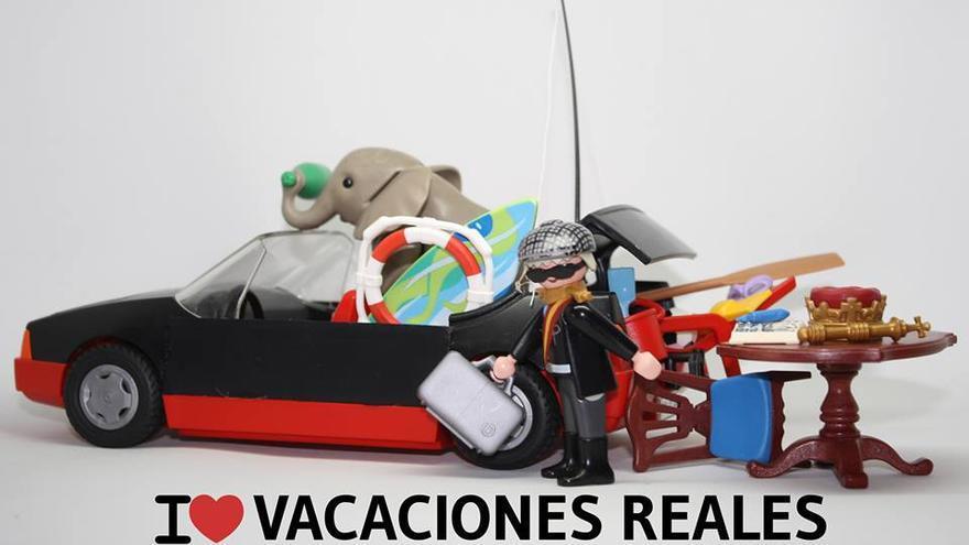 I love vacaciones reales