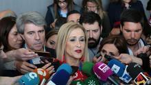 """El PP pide colaboración en Twitter para hacerles llegar """"una pista para esclarecer el montaje contra Cifuentes"""""""