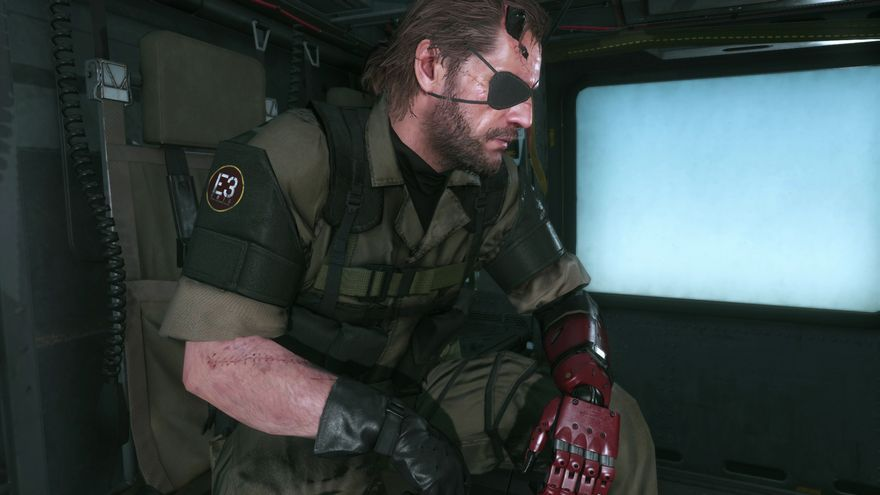 Metal Gear Solid V: The Phantom Pain