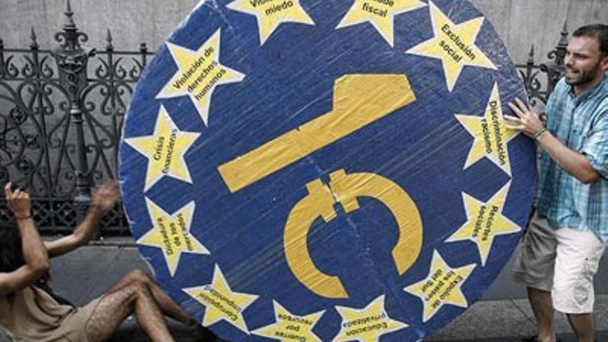 Resultado de imagen de el euro no es un sistema viable
