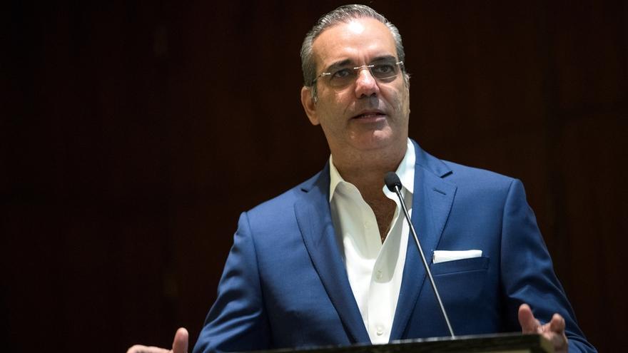 El candidato a las elecciones presidenciales de República Dominicana, Luis Abinader, del opositor Partido Revolucionario Moderno (PRM).